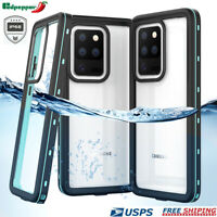 For Samsung Galaxy S20/Plus/Ultra Dirt proof Shockproof Waterproof Case Cover