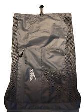 speedo ventilator mesh bag-gray