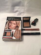 Genuine Smashbox Hint Of Bronze Makeup Box Set Discontinued Limited Edition BN