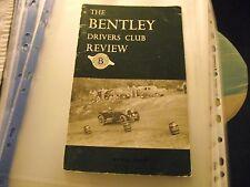 Bentley Drivers Club Review Magazine - April 1970