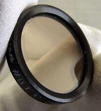Tiffen USA 81C Warming Series 5 V Camera Lens Filter Drop in type