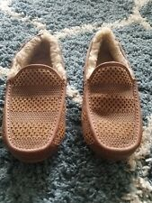 UGG slip shoes men size 10