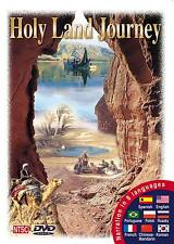 Holy Land Journey - in 7 Languages   DVD