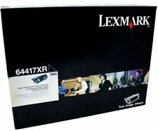 Genuine Original Lexmark EXTRA HIGH YIELD Laser Toner Cartridge 64417XR T644