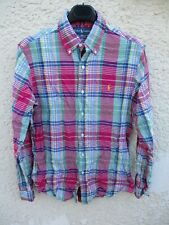 Chemise polo by RALPH LAUREN Custom Fit manches longues S / P