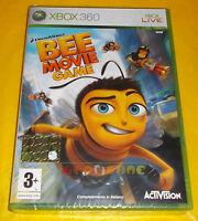 BEE MOVIE GAME XBOX 360 Versione Italiana 1ª Edizione ○○○ NUOVO SIGILLATO
