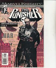 The Punisher-Vol 4 Issue 22-Marvel Comic