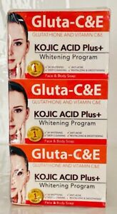 GLUTA Whitening Soap Vitamin C & E PLUS+