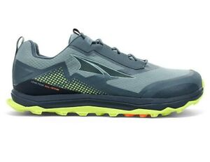 Altra Lone Peak Low All Weather Off Road Zero Drop Trail Running Trainer RRP£140