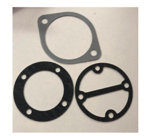 3 IN 1 Air Compressor Cylinder Head Base Valve Plate Gaskets Washers