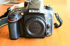 Nikon D600 24.3MP DSLR Camera body. Only 5525 Actuations, Excellent Condition.