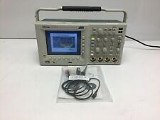 Tektronix Tds3014c Digital Phosphor Oscilloscope 100mhz 4 Channels 5gss