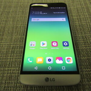 LG G5, 32GB (UNKNOWN CARRIER) CLEAN ESN, WORKS, PLEASE READ!! 40609