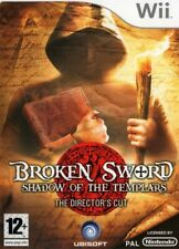 Nintendo Wii Spiel - Broken Sword / Baphomets Fluch UK mit OVP