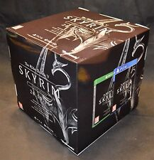 The Elder Scrolls V 5 Skyrim Display Retail Box. 30cm square NOT A GAME