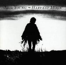 Neil Young Harvest Moon  CD 1992