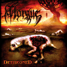 MORGUE Dethroned CD Morbid Angel Aborted Immolation Cianide Deicide Vomitory DVC