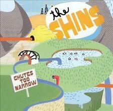 The Shins Chutes Too Narrow CD Rock Pop 10TRACKS w/Kissing The Lipless, St Simon