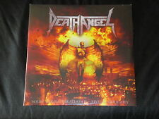 Death Angel-Sonic German Beat Live In Germany-vinyle 2lp NB numbered