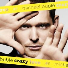 MICHAEL BUBLE CD - CRAZY LOVE [EXPANDED EDITION](2011) - NEW UNOPENED