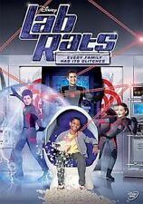 Lab Rats Every Family Has It's Glitches Disney Channel DVD Region 4