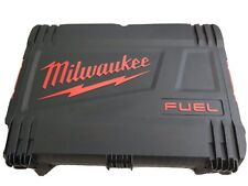Milwaukee Fuel Hard Case / Storage Box For M12 SDS Drill CH-602X Stackable