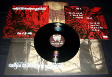 When Bitter Spring Sleeps - Coven of the Wolves LP  (Satan's Almighty Penis)