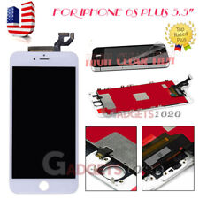 OEM for iPhone 6s Plus White LCD Touch Screen Digitizer Replacement Assembly