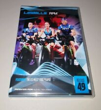 Les Mills Rpm 49 Complete Release Dvd Cd Choreography Notes