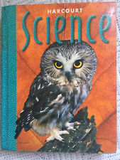Harcourt School Publishers Science: Student Edition Grade 6 2000: Used