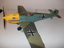 """1:18  Me 109 E - Helmut Wick """" - Jagdgeschwader 2 - Rarität !!"""