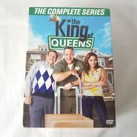 King of Queens The Series DVD, 2011 - 27-Disc Set ** One Disc Missing **