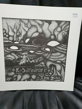 New Listing K-Salvatore: The Zahir Lp (w/ insert) Rock & Pop Nm Rare Copy In Nm Condition