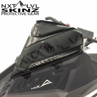 Skinz NXT LVL Underhood Goggle Glove Bag For Polaris AXYS Chassis NXGB800-BK
