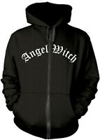 ANGEL WITCH Baphomet HOODIE SWEATSHIRT + ZIP OFFICIAL MERCHANDISE