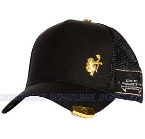 Red Monkey Texas Stated Black RM1341 New Limited Edition Unisex Trucker Cap Hat