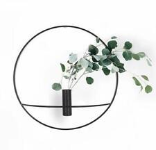 Kerzenhalter Metall 3D Andlestick Wand Geometrische Teelicht Wohnkultur