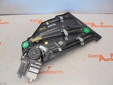 VW EOS O/S/R DRIVERS SIDE REAR ELECTRIC WINDOW MECHANISM 2006