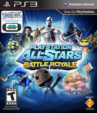 BRAND NEW AND SEALED PlayStation 3 All-Stars Battle Royale PS3
