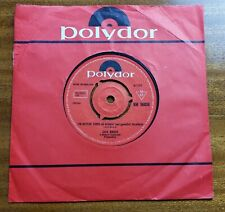 """JACK BRUCE  Cream   I'M GETTING TIRED 1965 Polydor UK 7"""" PLAYS / SOUNDS GREAT"""