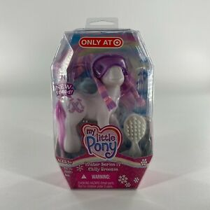 NEW My Little Pony Winter Series IV Chilly Breezes Target Exclusive G3 Christmas