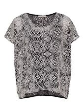 NEW METALICUS Lace Top S-M