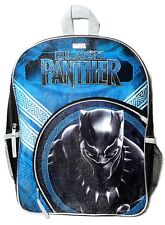 Marvel Black Panther Childrens Boys Girls Backpack