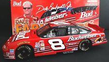 Dale Earnhardt, Jr. #8 Budweiser 1/18 Action ROOKIE 2000 Chevy MC 1/3504
