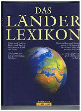 Das Länder Lexikon -  Bertelsmann Lexikon Verlag 1998 -