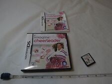 Imagine: Cheerleader (Nintendo DS, 2009) cheer leading game everyone NDS DS DSI