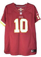 Nike NFL Washington Redskins Robert Griffin III Football Jersey Youth XXL