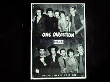 One Direction Four - The Ultimate Edition CD Deluxe Yearbook Edition