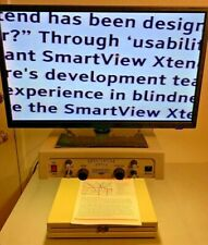 """Optelec Spectrum VGA New 24"""" LCD Low Vision Video Magnifier Adjust Height"""
