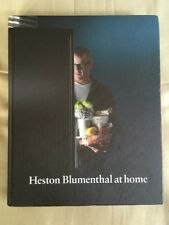 Heston Blumenthal at Home (Hardback, 2011) Classic Home Cooking Recipes VGC